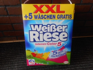 Weisser Riese XXL color